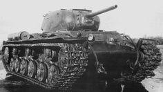 Heavy tank KV-1S / Czołg ciężki KW-1S