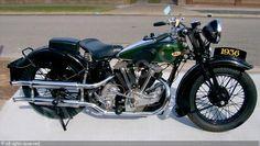 1936 BSA 750cc Model Y13 beeza::