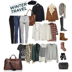 """Winter Travel"" by draisling on Polyvore"