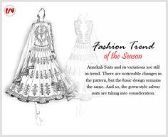 Fashion Trend of the Season. Visit Us: www.thewomenwear.com #thewomenwear #FashionTip #FashionTrend #EthnicWear