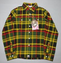Isetan flannel
