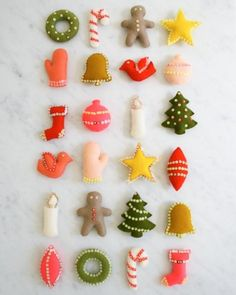 Christmas in July! Our Advent Calendar Kit and Pattern | The Purl Bee
