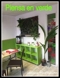 Frases motivadoras en macetas detalles de decoraci n y for Feng shui decoracion negocio