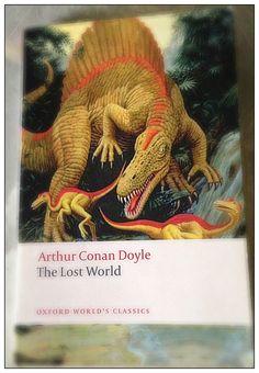 Just read, The Lost World, Arthur Conan Doyle