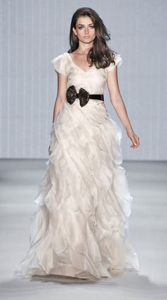 Wedding gown -  Kaviar Gauche