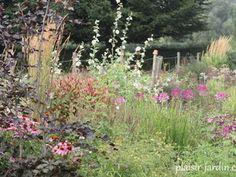 Ouverture de notre jardin du Bois de l'Abbaye