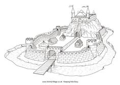 Knight Unit Study- provides links to hands-on projects and