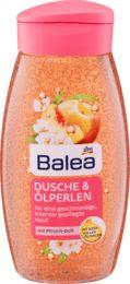Dusche & Ölperlen Pfirsich