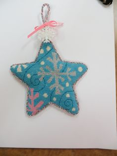 Sparkly Star by Patty M.