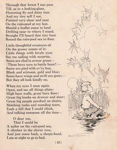 Fairy Poem | Karlas Cottage