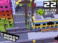 22 on #crossyroad. My top is 198.