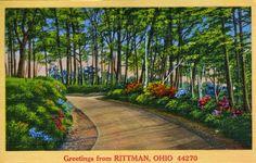 Rittman, Ohio