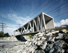 mate.marte - Alfenzbruecke bridge, Montafon 2011
