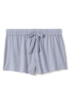 Women's+Sleep+Shorts+from+Lands'+End