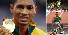 South Africa's golden boy and world record holder, Wayde van Niekerk, showed the world what we're made of at the Rio Olympics this year.