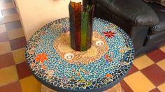 Mesa y candil