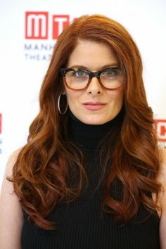 Debra Messing. (Photo by Walter McBride/Getty Images)