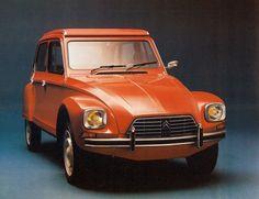 Citroën Dyane 6 - 1976