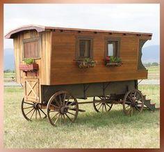 Ranch Willow Wagon Co.   Gypsy Wagon