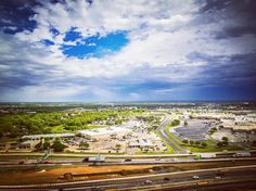 Found a hole in the sky on my way home today. #sky #cloudscape #clouds #denton #landscape #cityscape #drone#dji #viewfromabove #dronestagram #phantom3 #hole#approachingstorm #naturesbeauty #goldentrianglemall #dronedaily #droneoftheday #drnland #dronekoning #aerialphotography #droneheroes #dentontx