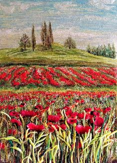 Mitra McQuilton Wool Embroidery, Cross Stitch Embroidery, Machine Embroidery, Thread Painting, Artist Painting, Fiber Art Quilts, Creative Embroidery, Textile Artists, Felt Art