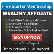 Join my favorite affiliate marketing community for free and get a free blog and hosting!!