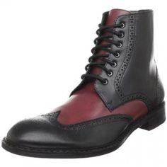 Steampunk mens boot