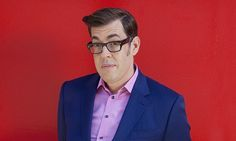Richard Osman host of Two Tribes.  I was a contestant on the show in August 2015