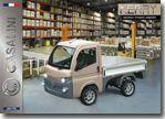 CASALINI - Minicar et solutions pour la mobilité