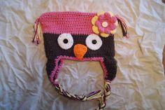 Tassel Owl Hat