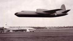 VX158 Sperrin 1st prototype Farnborough 1951