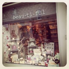 Our window display