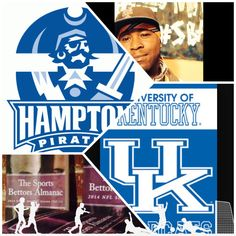 "3/18/15 NCAAB #MarchMadness : #Hampton #Pirates vs #Kentucky #Wildcats (Take: Wildcats -32.5,Over 134.5) (THIS IS NOT A SPECIAL PICK ) ""The Sports Bettors Almanac"" SPORTS BETTING ADVICE  On  95% of regular season games ATS including Over/Under   1.) ""The Sports Bettors Almanac"" available at www.Amazon.com  2.) Check for updates   My Sports Betting System Is an Analytical Based Formula   ""The Ratio of Luck""  R-P+H ±Y(2)÷PF(1.618)×U(3.14) = Ratio Of Luck  Marlawn Heavenly VII (…"