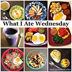 What I Ate Wednesday via A Lady Goes - http://aladygoeswest.com/2015/05/20/how-to-eat-beets-and-a-look-at-a-day-of-food/