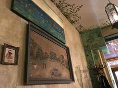 Ein weiterer Schnappschuss aus dem Restaurant Made in Home in Sofia, Bulgarien. Restaurant, Painting, Art, Candid Photography, Bulgaria, Pictures, Art Background, Diner Restaurant, Painting Art