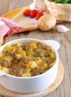 Cookbook Recipes, Cooking Recipes, Low Sodium Recipes, Greek Recipes, Cheeseburger Chowder, Potato Salad, Curry, Food Porn, Food And Drink