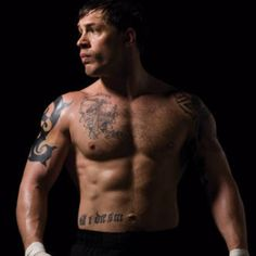 Tom Hardy- Warrior