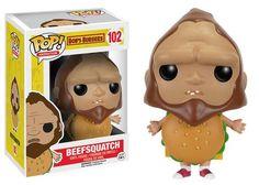 Pop! Animation: Bob's Burgers - Beefsquatch