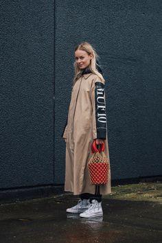 Copenhagen Fashion Week Street Style 2018 | British Vogue
