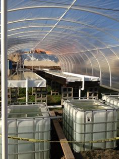 Aquaponics - This project started with a simple call from Joe and Esther Valenzuela, asking about liner.  A few questions later, I had a trip planned to Mexico to do a site visit.  From that point, every weekend, my team has been down there working on the system, from design to build.  A few hiccups during the build, which we solved by visiting Home Depot De Mexico.