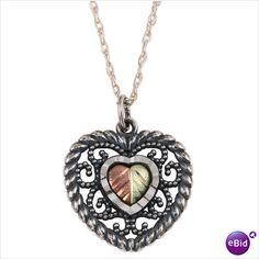 Black Hills Gold vintage style necklace  (LOVE)