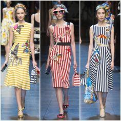 f0d19f4697f stripes-Dolce-Gabbana Dolce   Gabbana