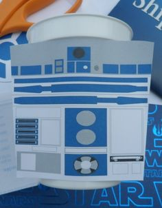 printables for r2d2 cups