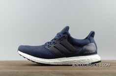 buy online b4425 fa69a Adidas Ultra Boost 3.0 Collegiate Navy-Night Navy New Style