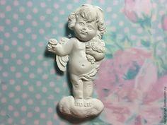 Мастер-класс: лепим ангела с розочками из полимерной глины - Ярмарка Мастеров - ручная работа, handmade