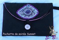 """Pochette """"Sunset"""" de CREASOF sur DaWanda.com"""