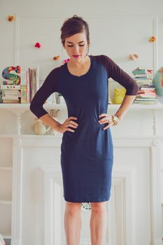 Gorgeous shade of blue. Perfect for Fall!