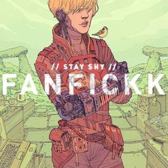 The cover I did for @Fanfickk Check out the EP! by deathburger http://ift.tt/1nDQUJ6