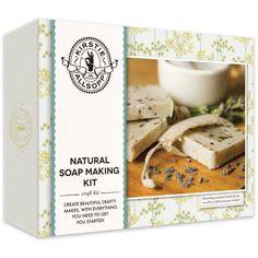 Kirstie Allsopp Natural Soap Making Kit | Hobbycraft