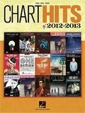 HAL Leonard® - Various Artists: Chart Hits of 2012-2013 Piano/Vocal/Guitar Songbook